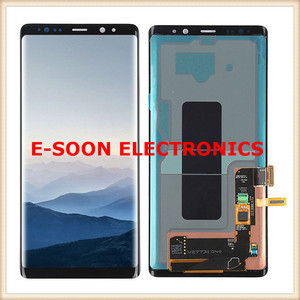 note8 lcd display with touch screen assembly